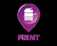 icône Print - Aramis Print, solutions d'impression et de numérisation