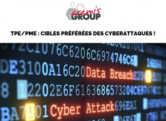 Cyberattaques : TPE PME cibles préférées